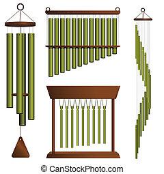 laiton, carillons