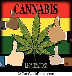 legalization, cannabis