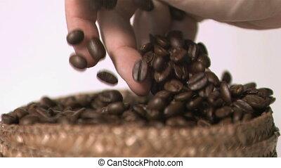 lent, café, super, vidéos