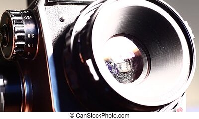 lentille appareil-photo