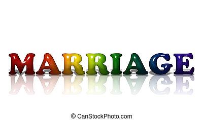 lgbt, mariage