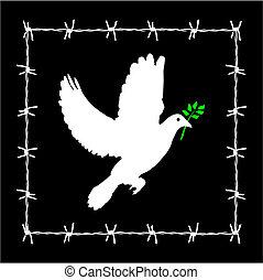 liberté, non
