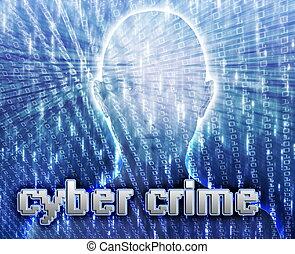 ligne, crime