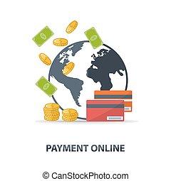 ligne, paiement