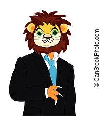 lion, complet
