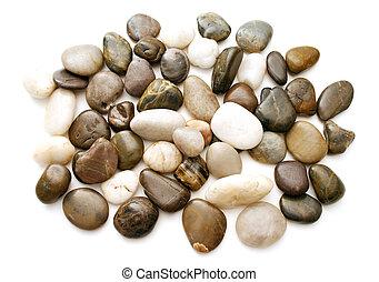 lisser, 3, pierres plage