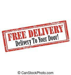 livraison, gratuite