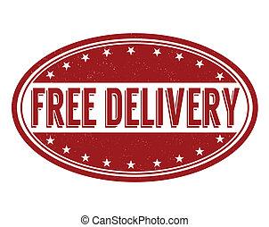 livraison, timbre, gratuite