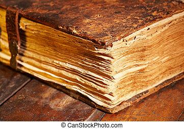 livre, ancien
