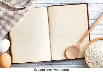 livre blanc, recette