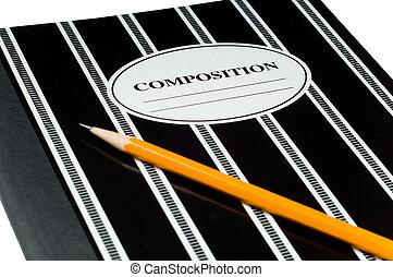livre, composition
