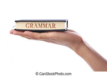livre, grammaire