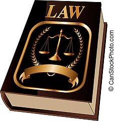 livre loi, cachet
