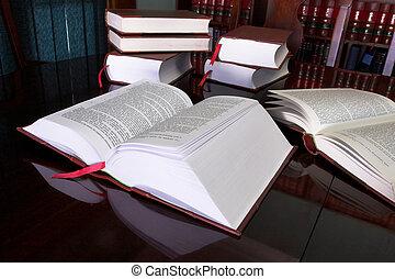 livres, #7, légal
