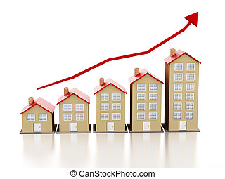 logement, marché hausse