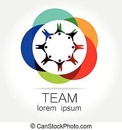 logo, équipe