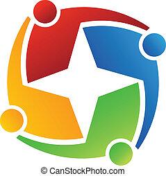 logo, a vedette 4, business