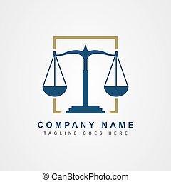 logo, cabinet juridique, conception, inspiration