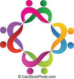 logo, collaboration, gens, couples