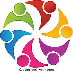 logo, collaboration, uni, gens