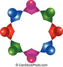 logo, collaboration