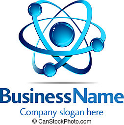 logo, dynamique