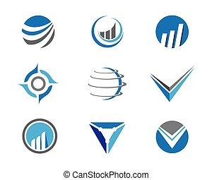 logo, finance, business