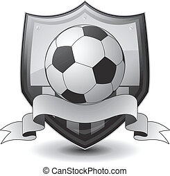 logo, football, emblème