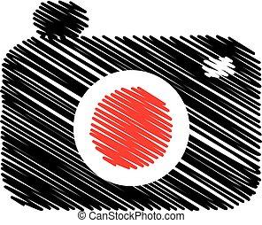 logo, photographie