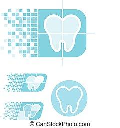 logo, soin dentaire