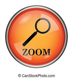loupe, zoom, icône
