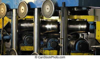 lourd, procédé industriel, industrie, equipment., fabrication