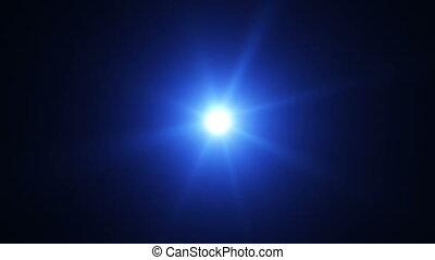 lumière bleue, brillant, seamless, boucle