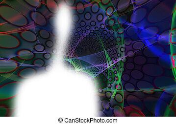 lumière, figure