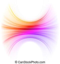 lumière, lisser, eps, arrière-plan., 8, technologie, lignes