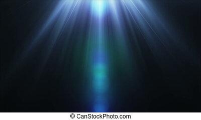 lumière, résumé, rayon