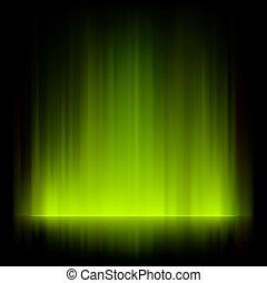 lumières, brûler, résumé, eps, arrière-plan., vecteur, 8
