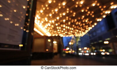lumières, chapiteau, historique, théâtre