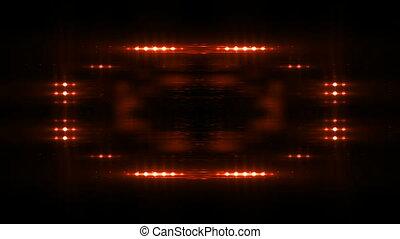 lumières, clair, hd, flicker., boucle