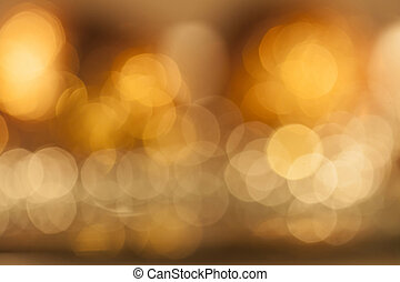 lumières, coloré, fond, brouillé