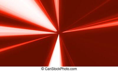 lumières, stroboscope, couleurs, club
