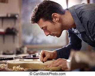 lutemaker, atelier, artisan, fonctionnement, italien