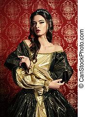 luxuriant, robe