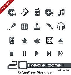 //, média, élémentsessentiels, icônes