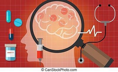 médicament, cancer, maladie médicale, parkinson, anatomie, cerveau, remède, alzheimer, services médicaux