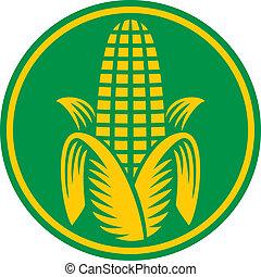 maïs, symbole