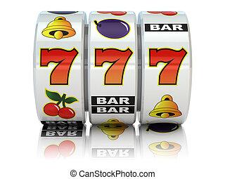 machine, jackpot., casino.