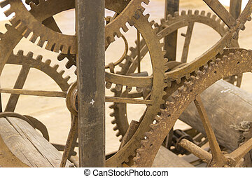 machine, temps