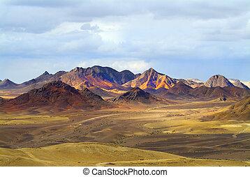magnifique, paysage