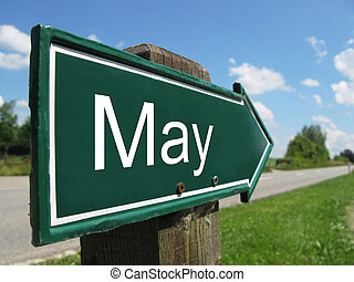 mai, panneaux signalisations